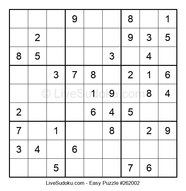 Beginners Puzzle #262002