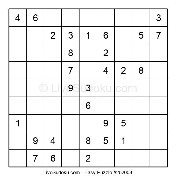 Beginners Puzzle #262008