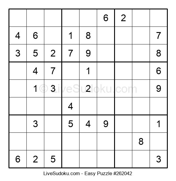 Beginners Puzzle #262042