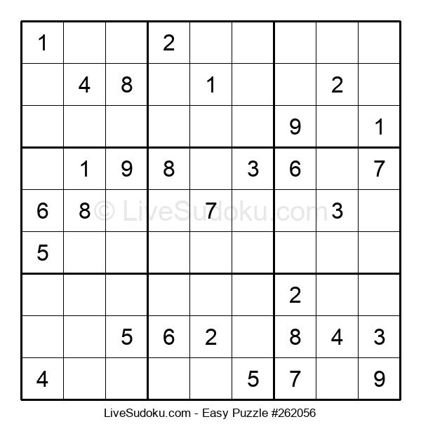 Beginners Puzzle #262056
