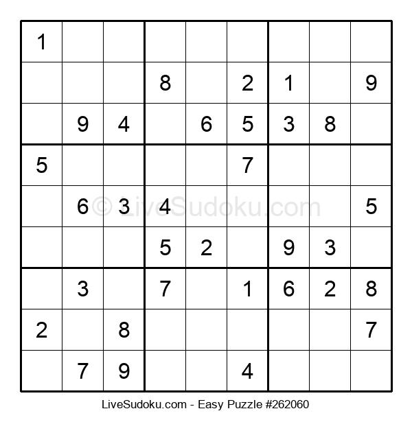 Beginners Puzzle #262060