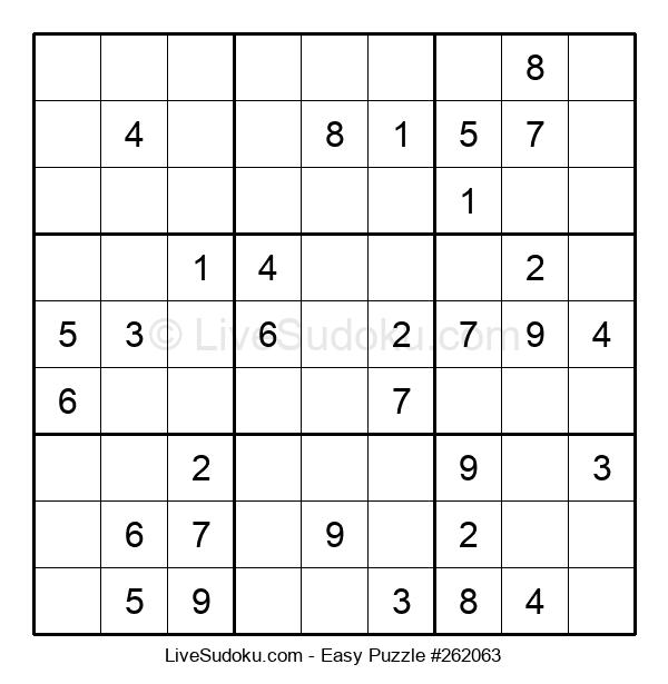 Beginners Puzzle #262063