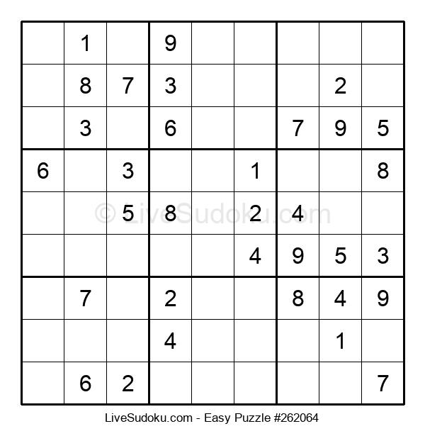 Beginners Puzzle #262064