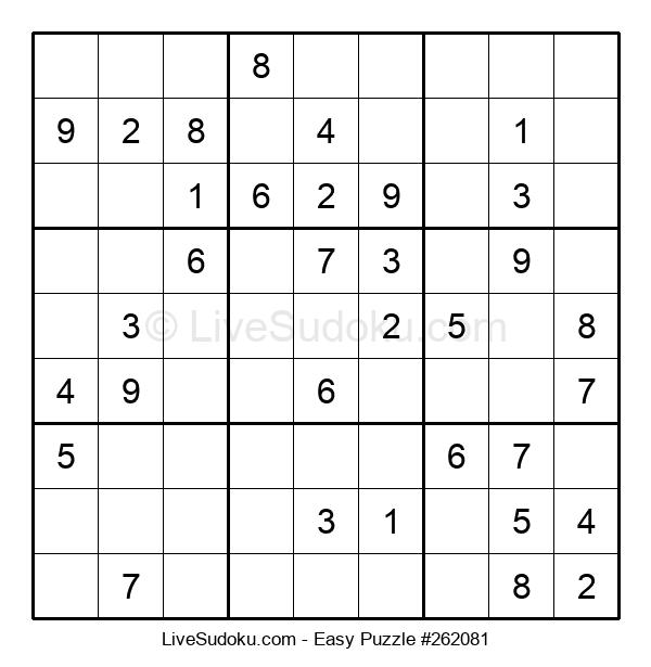 Beginners Puzzle #262081
