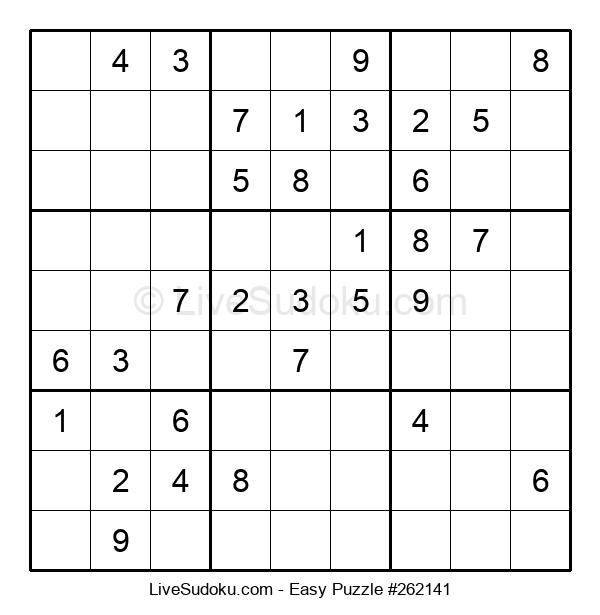 Beginners Puzzle #262141