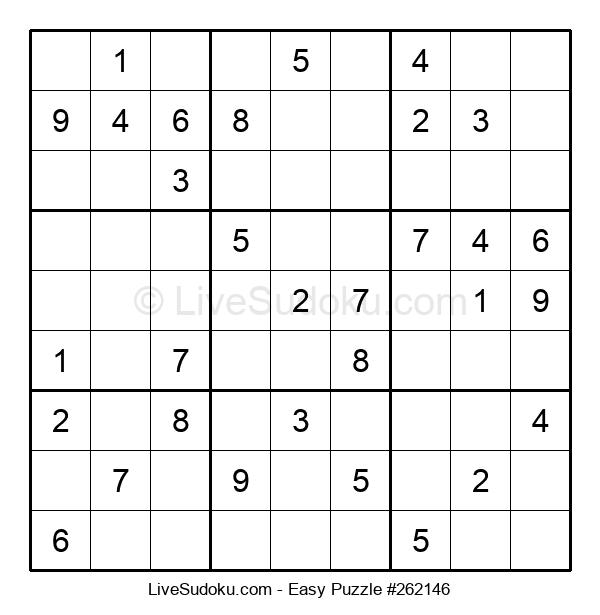 Beginners Puzzle #262146