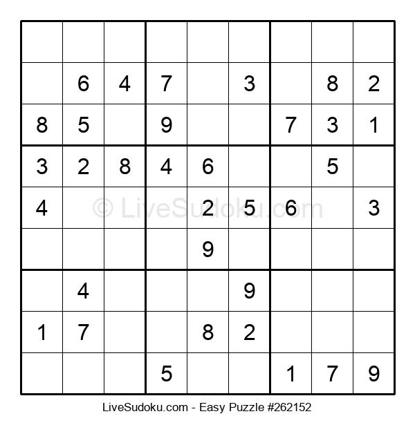 Beginners Puzzle #262152