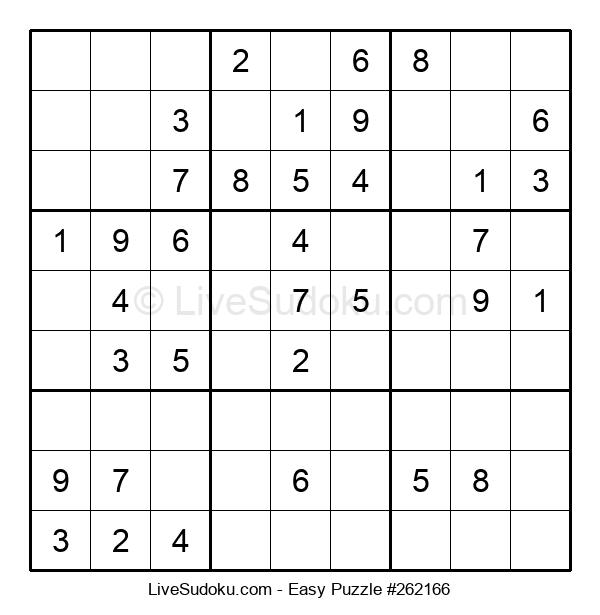 Beginners Puzzle #262166