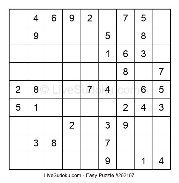 Beginners Puzzle #262167