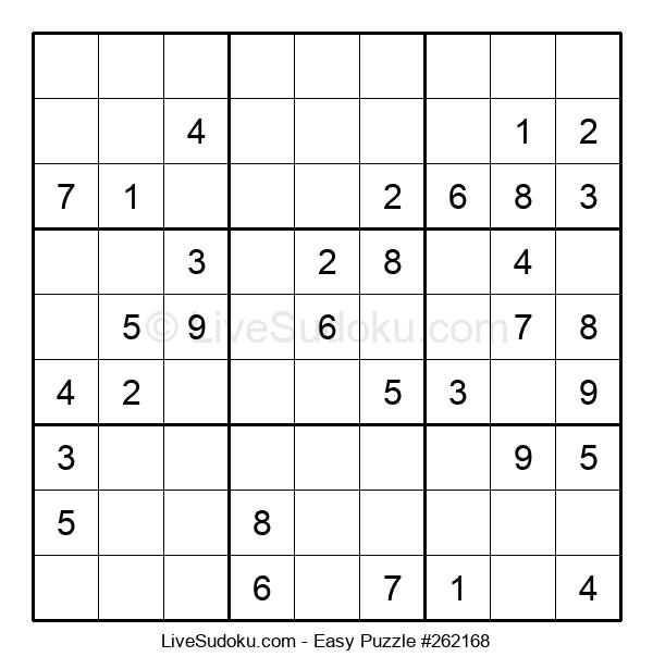 Beginners Puzzle #262168