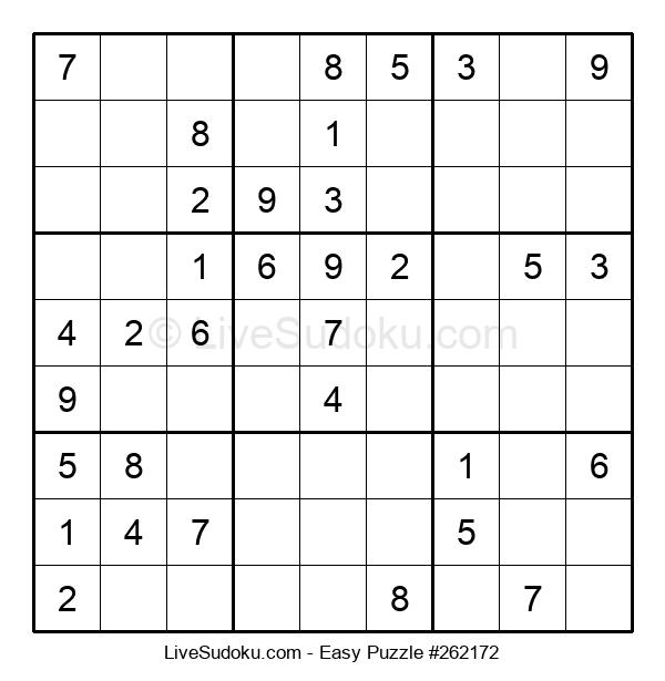 Beginners Puzzle #262172