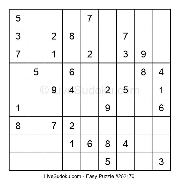 Beginners Puzzle #262176