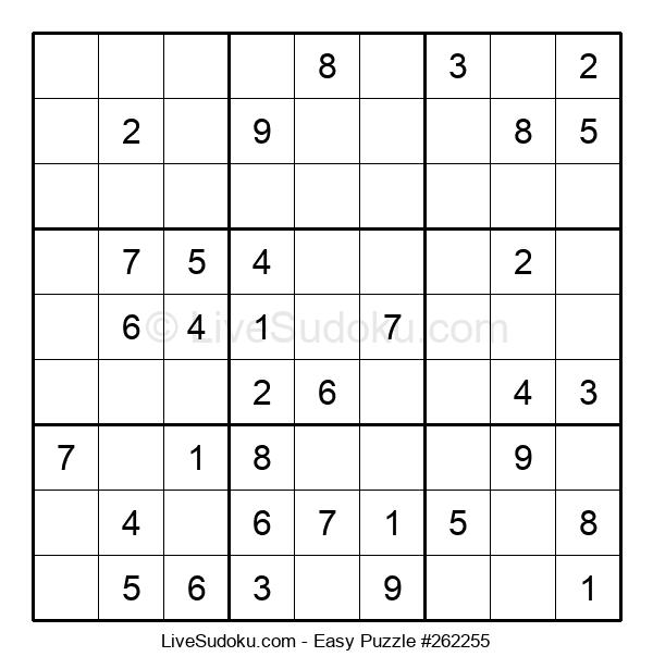 Beginners Puzzle #262255