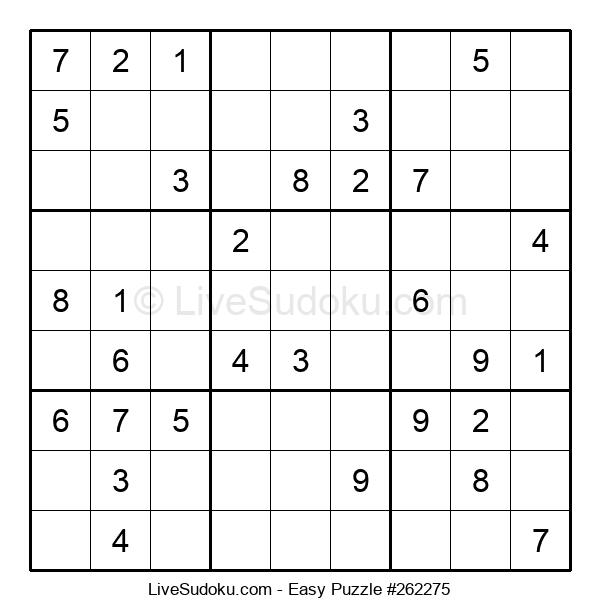Beginners Puzzle #262275