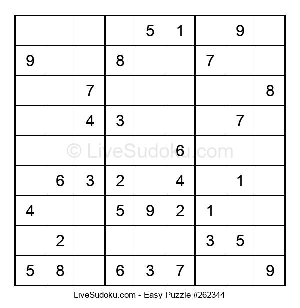 Beginners Puzzle #262344