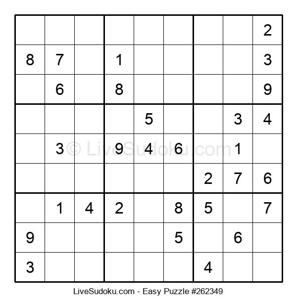 Beginners Puzzle #262349