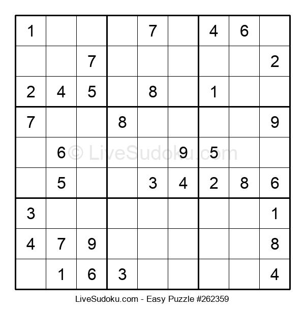 Beginners Puzzle #262359