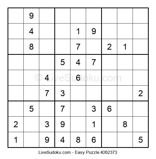 Beginners Puzzle #262373
