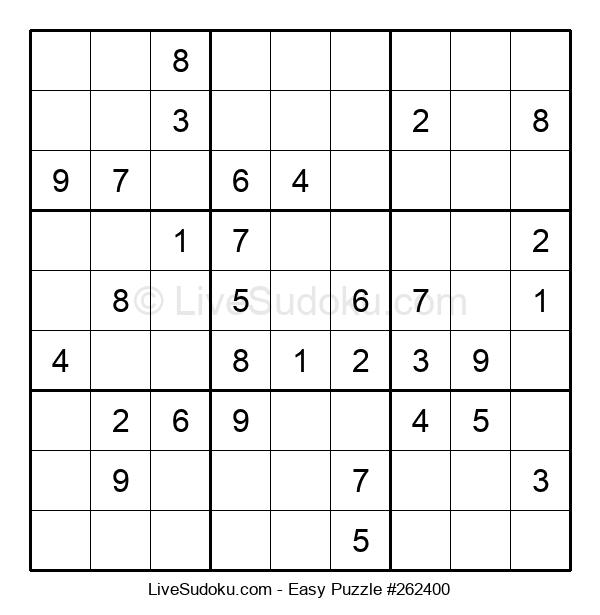 Beginners Puzzle #262400
