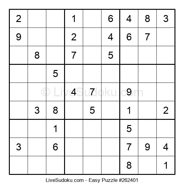 Beginners Puzzle #262401