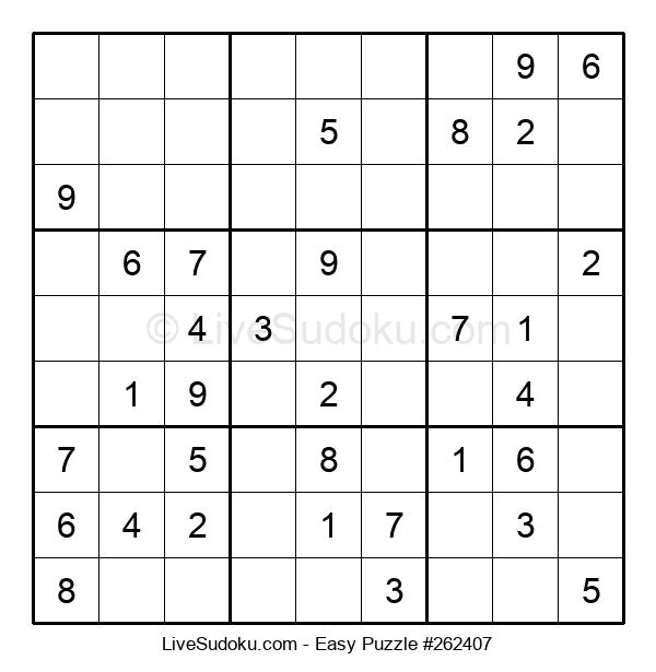 Beginners Puzzle #262407