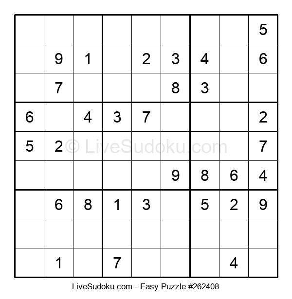 Beginners Puzzle #262408