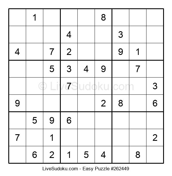 Beginners Puzzle #262449
