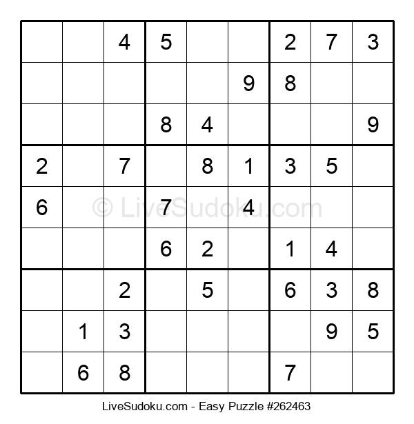 Beginners Puzzle #262463