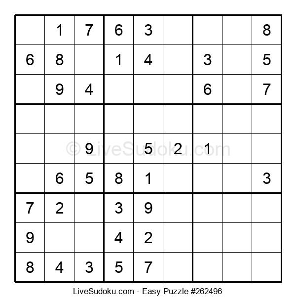 Beginners Puzzle #262496