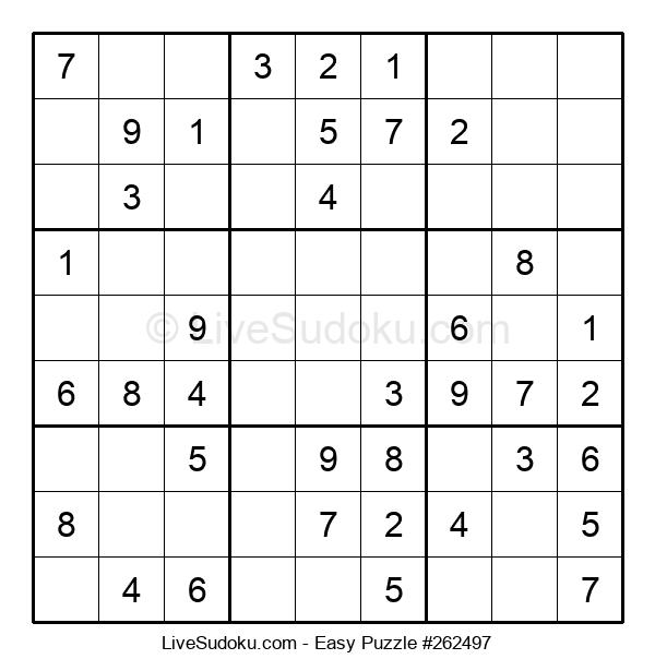 Beginners Puzzle #262497