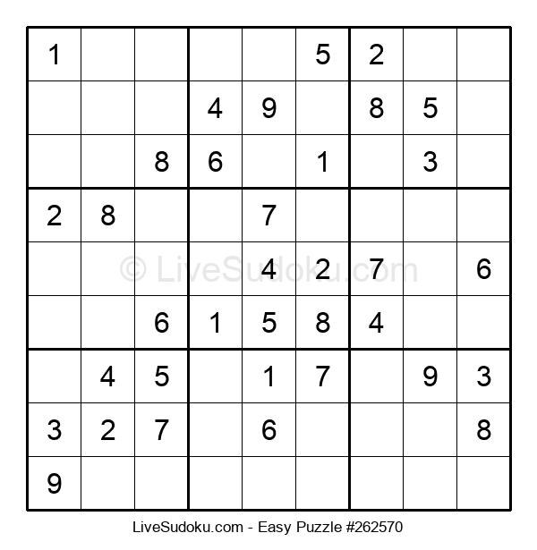 Beginners Puzzle #262570
