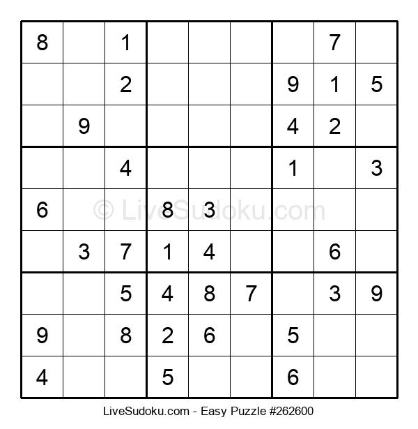 Beginners Puzzle #262600
