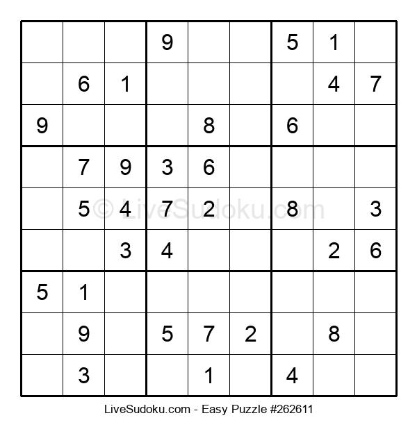 Beginners Puzzle #262611