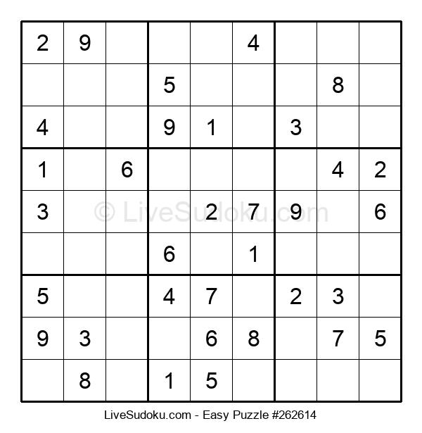 Beginners Puzzle #262614