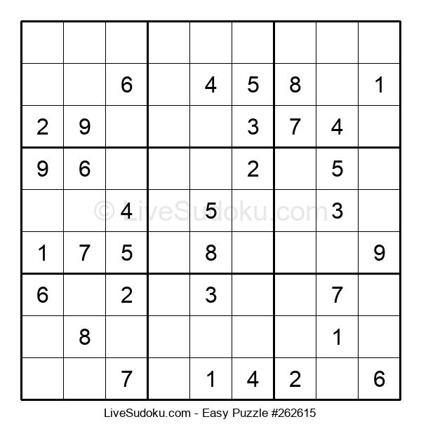 Beginners Puzzle #262615