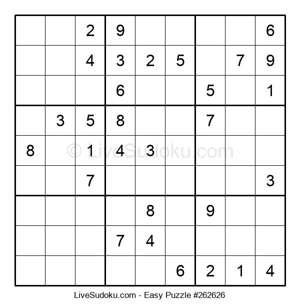 Beginners Puzzle #262626