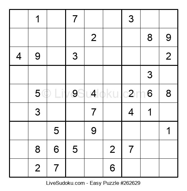 Beginners Puzzle #262629