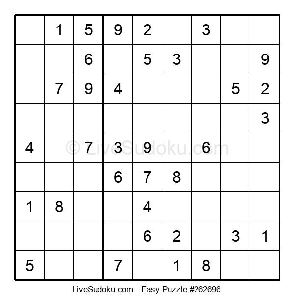 Beginners Puzzle #262696