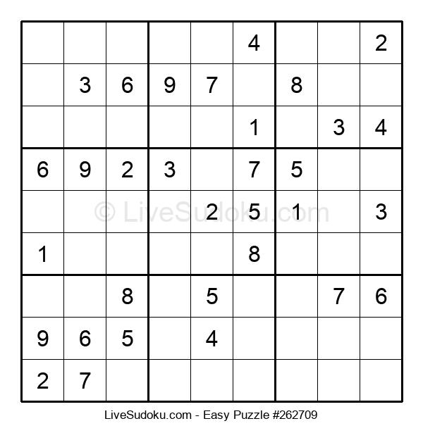Beginners Puzzle #262709