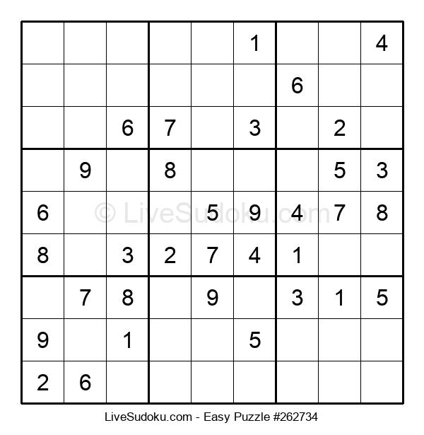 Beginners Puzzle #262734