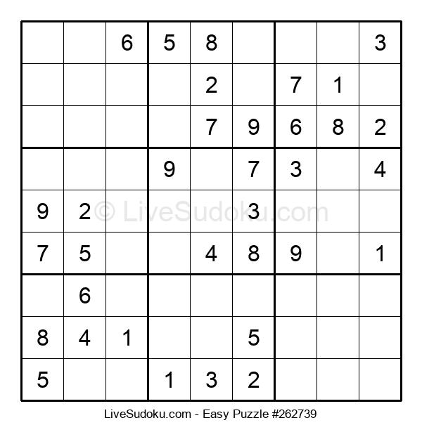 Beginners Puzzle #262739