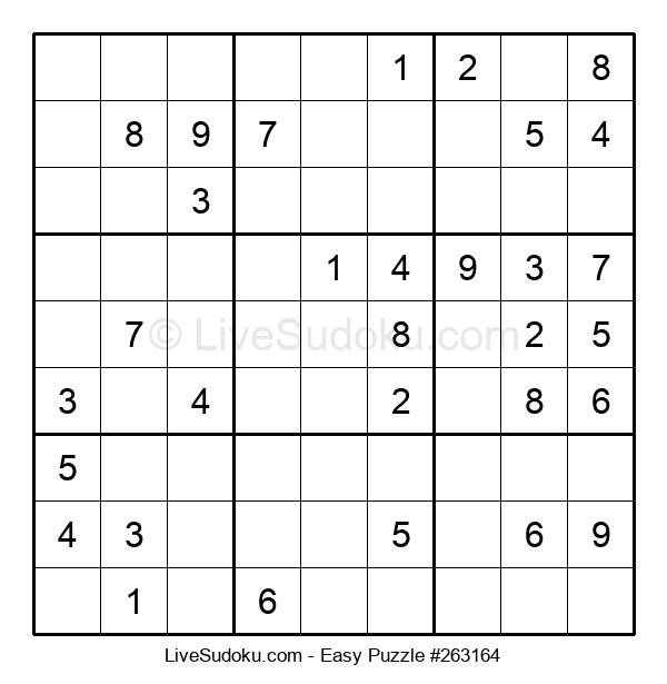 Beginners Puzzle #263164