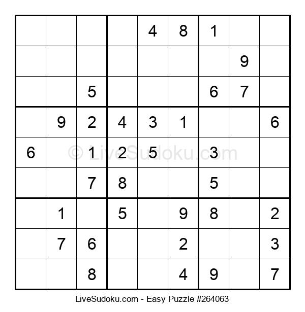 Beginners Puzzle #264063