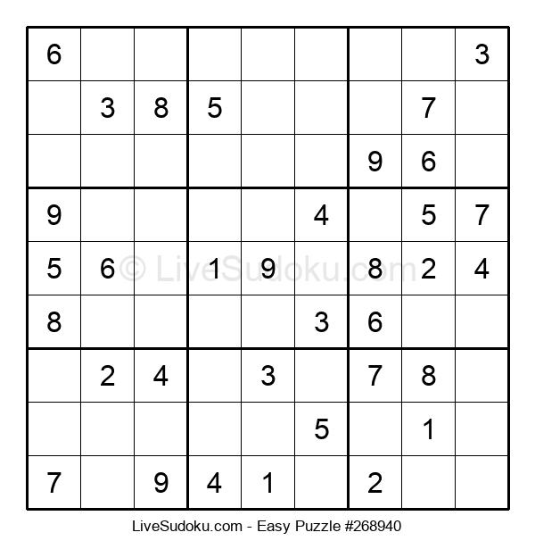 Beginners Puzzle #268940