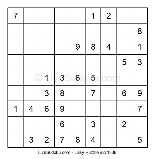 Beginners Puzzle #271338