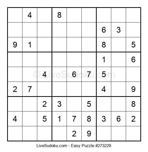 Beginners Puzzle #273229