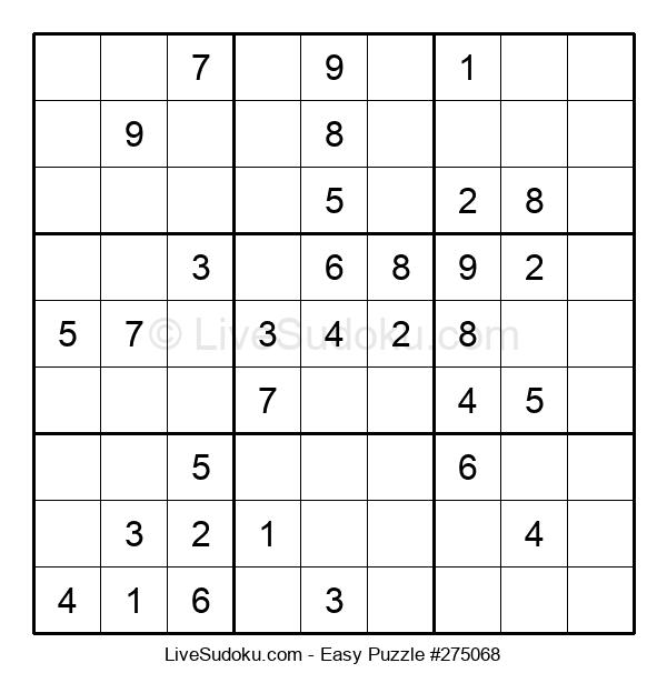 Beginners Puzzle #275068
