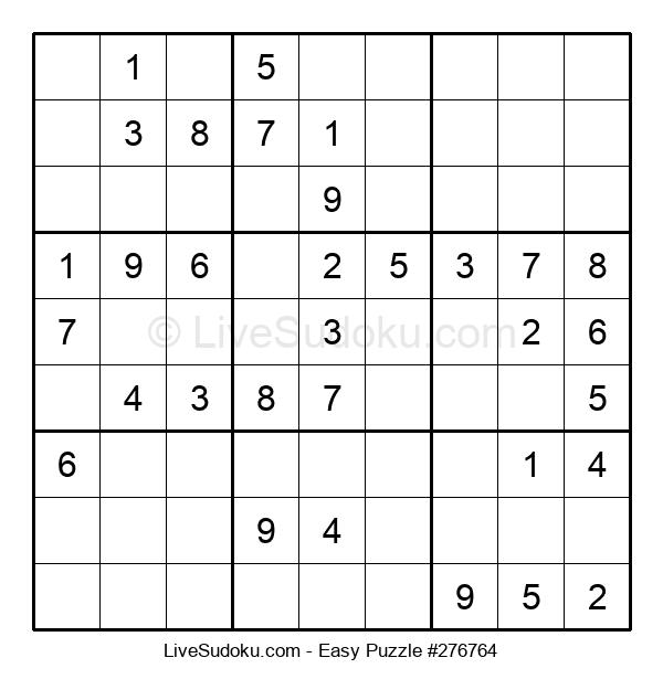 Beginners Puzzle #276764