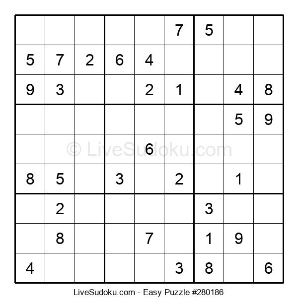 Beginners Puzzle #280186