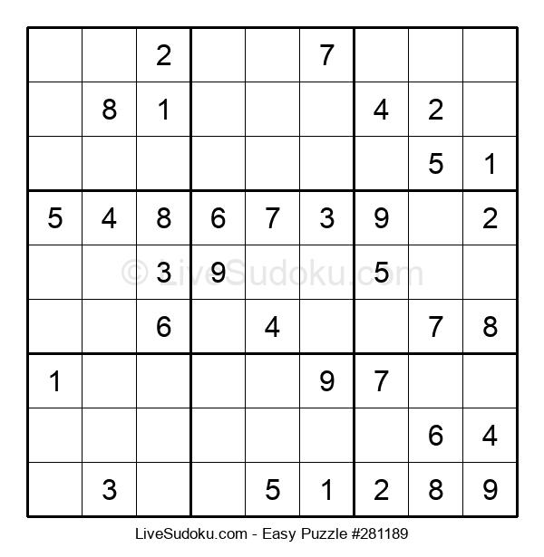 Beginners Puzzle #281189